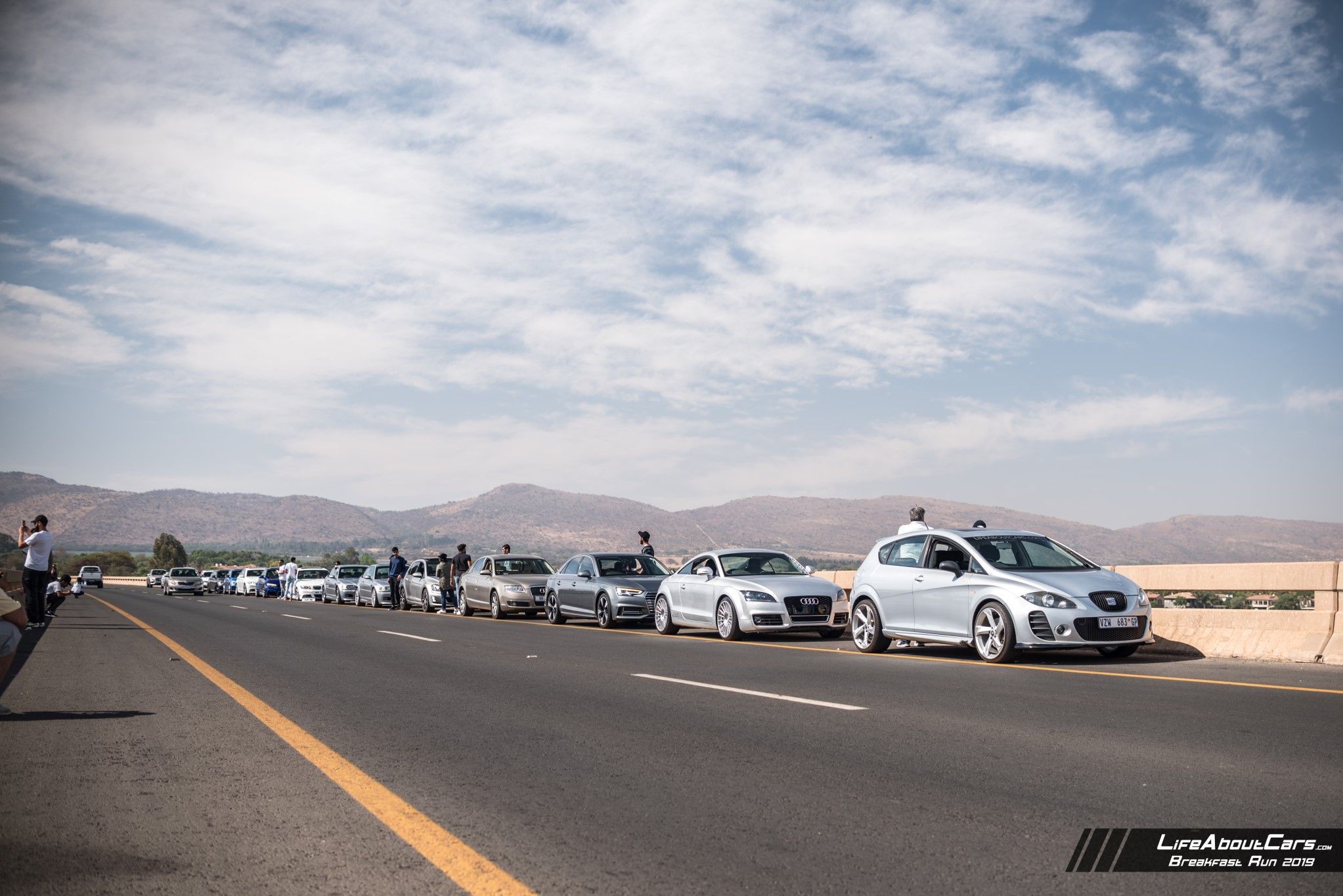 Life About Cars Breakfast Run 2019
