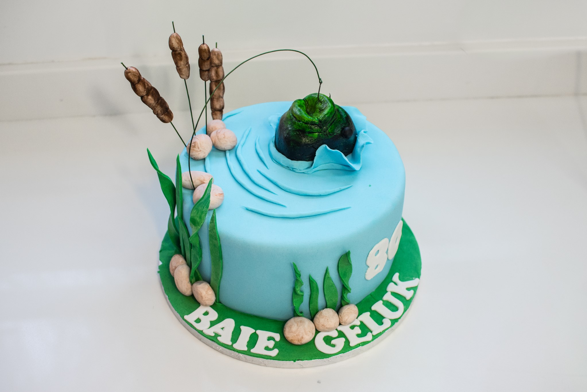 Just Batter – Fisherman Birthday Cake
